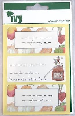 chutney label templates - 36 chutney preserves vegetables home made jam labels self