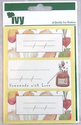 chutney label templates - 36 chutney preserves vegetables home made jam labels self