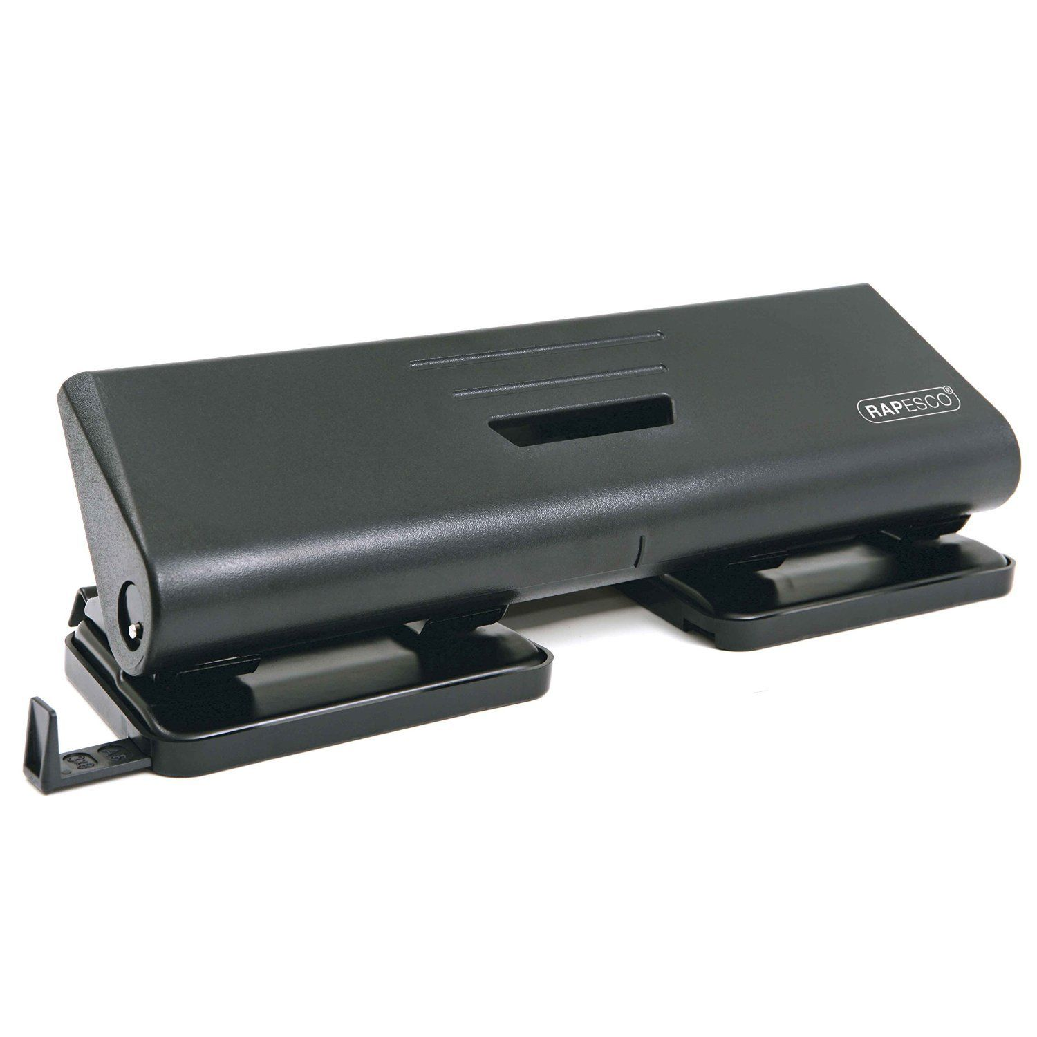 RAPESCO HOLE PUNCH 4-HOLE PUNCH 16 Sheet Capacity- All Metal ...