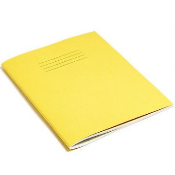 HANDWRITING EXERCISE BOOKS 4mm BLUE LINES with 16mm RED LINES 32 Page Pack of 10