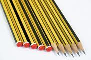12 x STAEDTLER NORIS NORRIS PENCILS BOXED 2B Grade