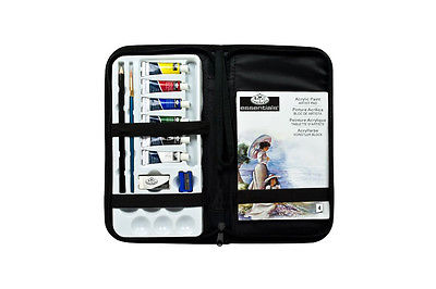 ARTISTS ACRYLIC PAINT KEEP N' CARRY ART SET BY ROYAL & LANGNICKEL