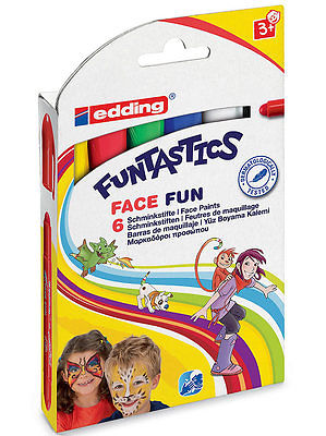 EDDING FUNTASTICS 'FACE FUN' FACE PAINT