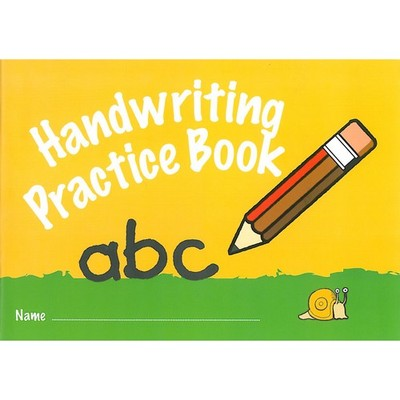 "HANDWRITING EXERCISE PRACTICE BOOKS By Ivy 7mm BLUE LINES & 20mm RED LINES 32 Page ""Pack of 2"""