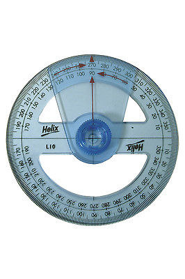 HELIX 360 DEGREE ANGLE MEASURE SCHOOL MATHS