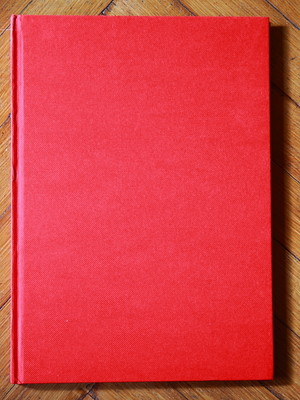 MANUSCRIPT BOOK A6 RED 160 PAGE/80 LEAF LINED HARDBACK NOTEPAD JOTTER NOTEBOOK