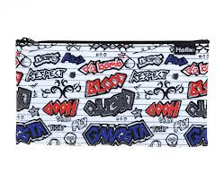 "PENCIL CASE ""GANGSTA"" by Helix"